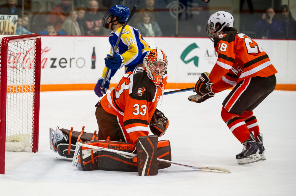 Nell named WCHA rookie of the week