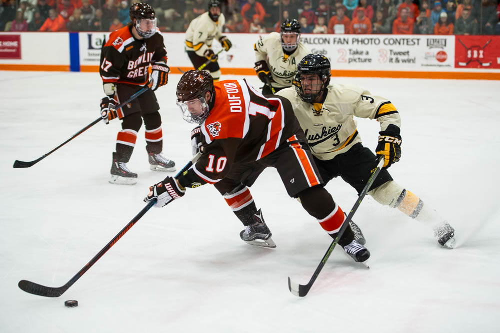 Falcons face tough rebound after disappointing results against Michigan Tech
